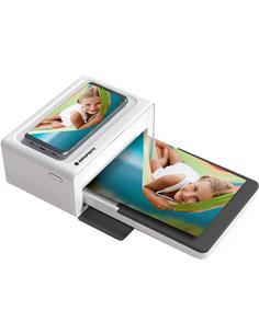 AGFAPHOTO Impresora Instantanea Bluetooth REALIPIX 10x15Cms PD460 Blanco