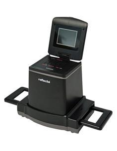 REFLECTA Escaner De Fotografias X120 a Tarjeta SD Usb 14Mp