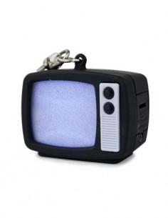 KIKKERLAND KRL29-CDU Mini Linterna Led Llavero forma Televisor