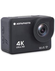 AGFA Camara De Accion REALIMOVE AC9000 4K,12Mpx,Pantalla LCD Con Wifi Negro