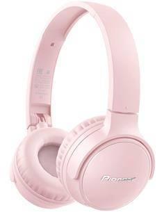 PIONEER Auriculares de Casco Inalambrico Bluetooth SE-S3BT-P Rosa