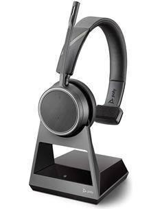 PLANTRONICS Auricular de Casco Bluetooth Voyager 4210 UC con Adaptador USB para ordenador