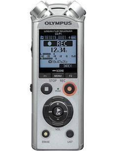 OLYMPUS Grabadora Digital LS-P1-E1 Usb