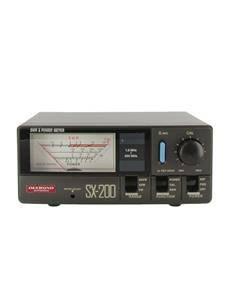 DIAMOND SX-200 Watímetro Y SWR 1,8-200 Mhz 150W