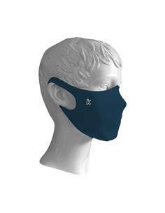 IMASKKI Mascarilla Higienica Neopreno Integral Para Adulto Azul Marino Talla L MH302L