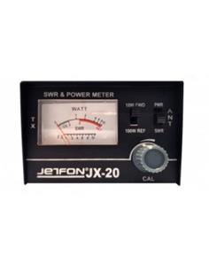 JETFON Medidor de Ondas Estacionarias Vatimetro JX-20