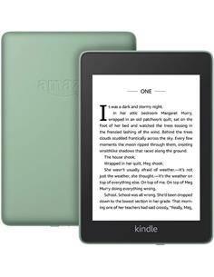 KINDLE Libro Electronico PAPERWHITE Display 300Ppi Wifi/8Gb/Luz Incorporada Sage Verde Gris