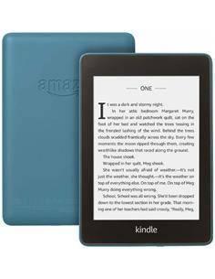 KINDLE Libro Electronico PAPERWHITE Display 300Ppi Wifi/32Gb/Luz Incorporada Plum Gris Azul
