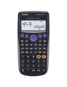 CASIO Calculadora Cientifica FX-82ES PLUS BK Natural-V.P.A.M. 252 Funciones