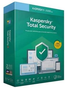 KASPERSKY Antivirus Total Security 1 Dispositivo