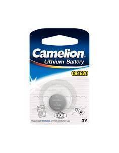 CAMELION Pila Boton Litio CR1620 3V