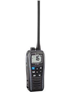 ICOM Emisora Portatil Banda Marina VHF IC-M25 EURO 5W Resistente al Agua,USB