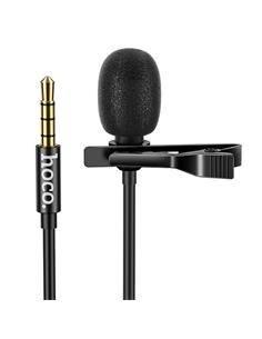 BOROFONE Microfono de Solapa Jack 3.5Mm 2Mtrs Cable DI02