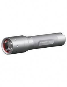 LED LENSER Linterna SL-Pro110 100 Lumenes, Distancia 100m, 7H, Resistente al Agua IPX4 de Aluminio P