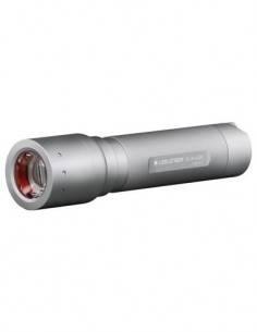 LED LENSER SL-Pro300 Linterna 300 Lumenes, Distancia 250 Mtrs, Resistente Al Agua