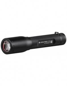 LED LENSER P3R Linterna 140 Lumenes, Distancia 100 Mtrs,Bateria Recargable, Resistente Al Agua