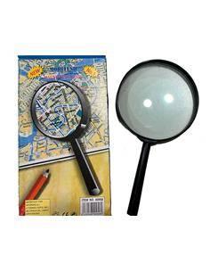 MOHITESH Lupa de Mano Magnifying 3X100mm A0058