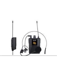HAMANN Microfono Inalambrico De Cuello UHF
