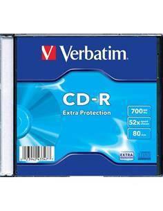 VERBATIM CD-R High Capacity 800MB 40x 90Min