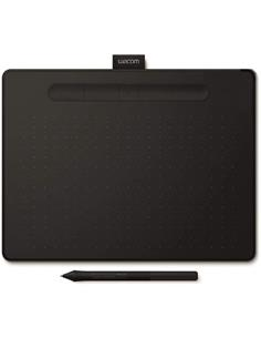 WACOM Intuos Creative Tableta Grafica Media 216mm/135mm Usb/Bluetooth+ Creative Pen Negro