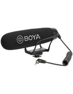 BOYA Microfono Para Videocamara BY-BM2021
