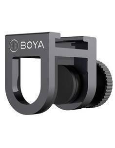 BOYA Soporte Para Smartphone Para Microfonos BY-C12
