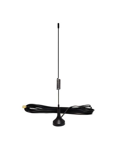 Antena Magnetica 4 Bandas Conector Sma MAG-4B 900/1800/1900/2100Mhz