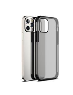 DEVIA Funda Iphone 12/12 Pro TPU Pioneer Proteccion Negro