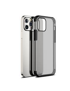DEVIA Funda Iphone 12 Pro Max TPU Pioneer Proteccion Negro