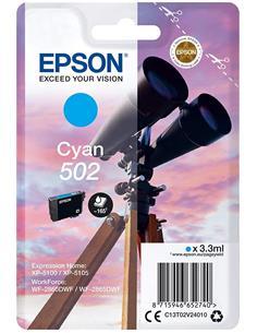 EPSON Tinta 502 Cyan