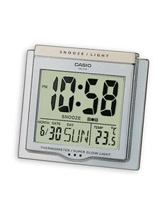 CASIO Reloj Despertador Digital DQ-750