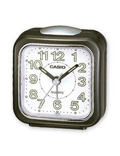 CASIO Reloj Despertador TQ-142-1E Negro