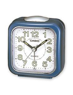 CASIO Reloj Despertador TQ-142-2E Azul