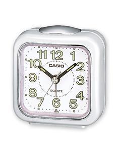 CASIO Reloj Despertador TQ-142-7E Blanco