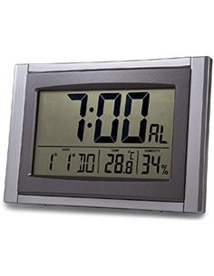 TIMEMARK Reloj De Pared Digital CL-GOA