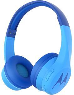 MOTOROLA Auricular De Casco Bluetooth Para Niños SQUADS 300 Azul