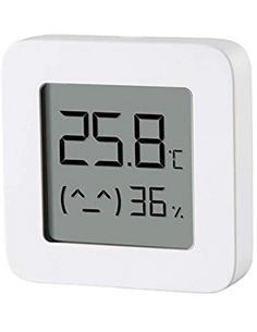 XIAOMI Mini Estacion Metereologica MI HOME Monitor 2 Con Temperatura y Humedad Blanco