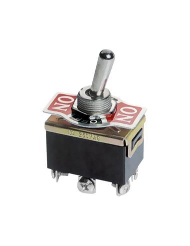 YV260 Interruptor Conmutador 2 Circuitos 3 Posiciones