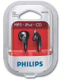 PHILIPS Mini Auricular Para MP3, Ipod SHE1350