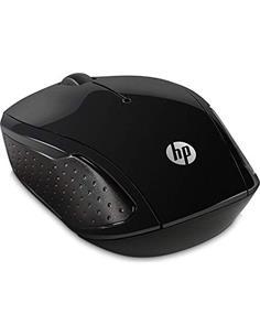 HP Raton Optico Inalambrico 200 Dpi 1000 2.4Ghz Negro
