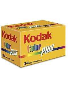 KODAK Carrete Pelicula Para Fotos 24 Exp ColorPlus 200
