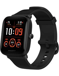 AMAZFIT Reloj Bip U Pro A2008 Smartwatch Negro Con Oximetro/Notificaciones