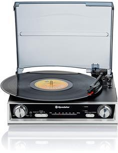 ROADSTAR Tocadisco TTR-8634 Aux, Radio Fm, Altavoces