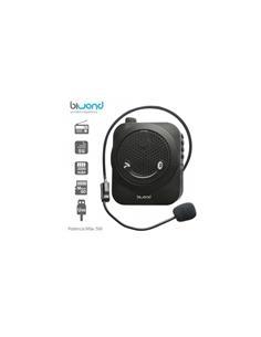 BIWOND Altavoz Portatil Amplificado Pocketvocie Negro BW0068