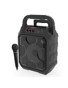 COOLSOUND Altavoz Karaoke Bluetooth Party Boom 30W+Microfono CS0231