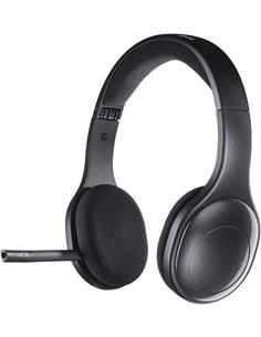 LOGITECH Micro Auricular de Casco Inalambrico y Bluetooth H800 Negro