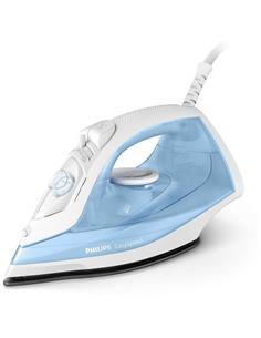 PHILIPS Plancha Vapor GC1740 Azul 2000W, Calc Clean