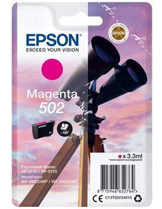 EPSON Tinta 502 Magenta