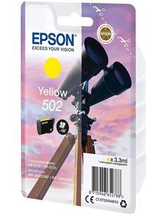 EPSON Tinta 502 Amarillo