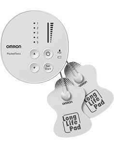 OMRON Electroestimulador Masajeador PocketTens HV-F013 Blanco